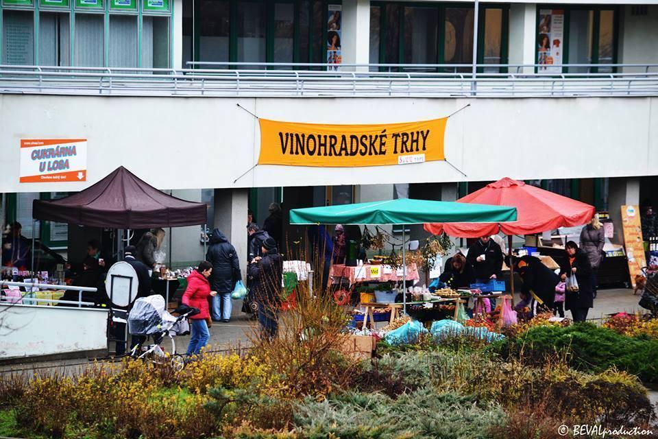 Vinohradské trhy