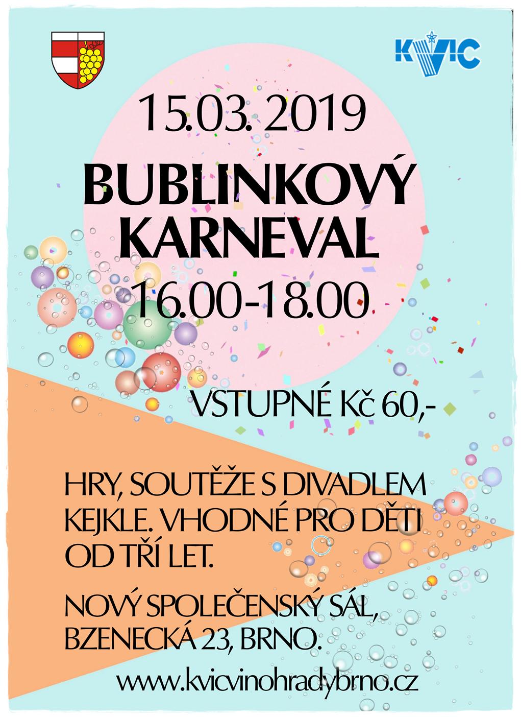 Bublinkový karneval