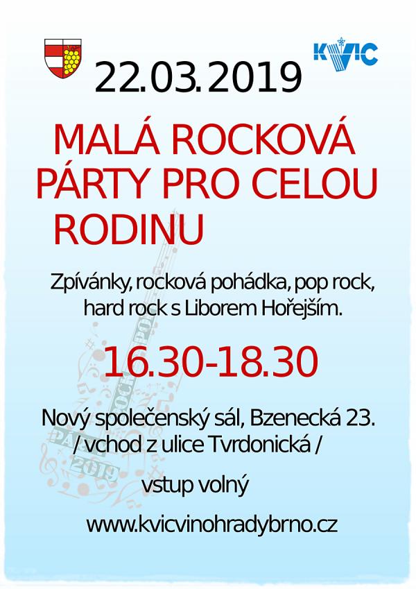 Malá rocková párty