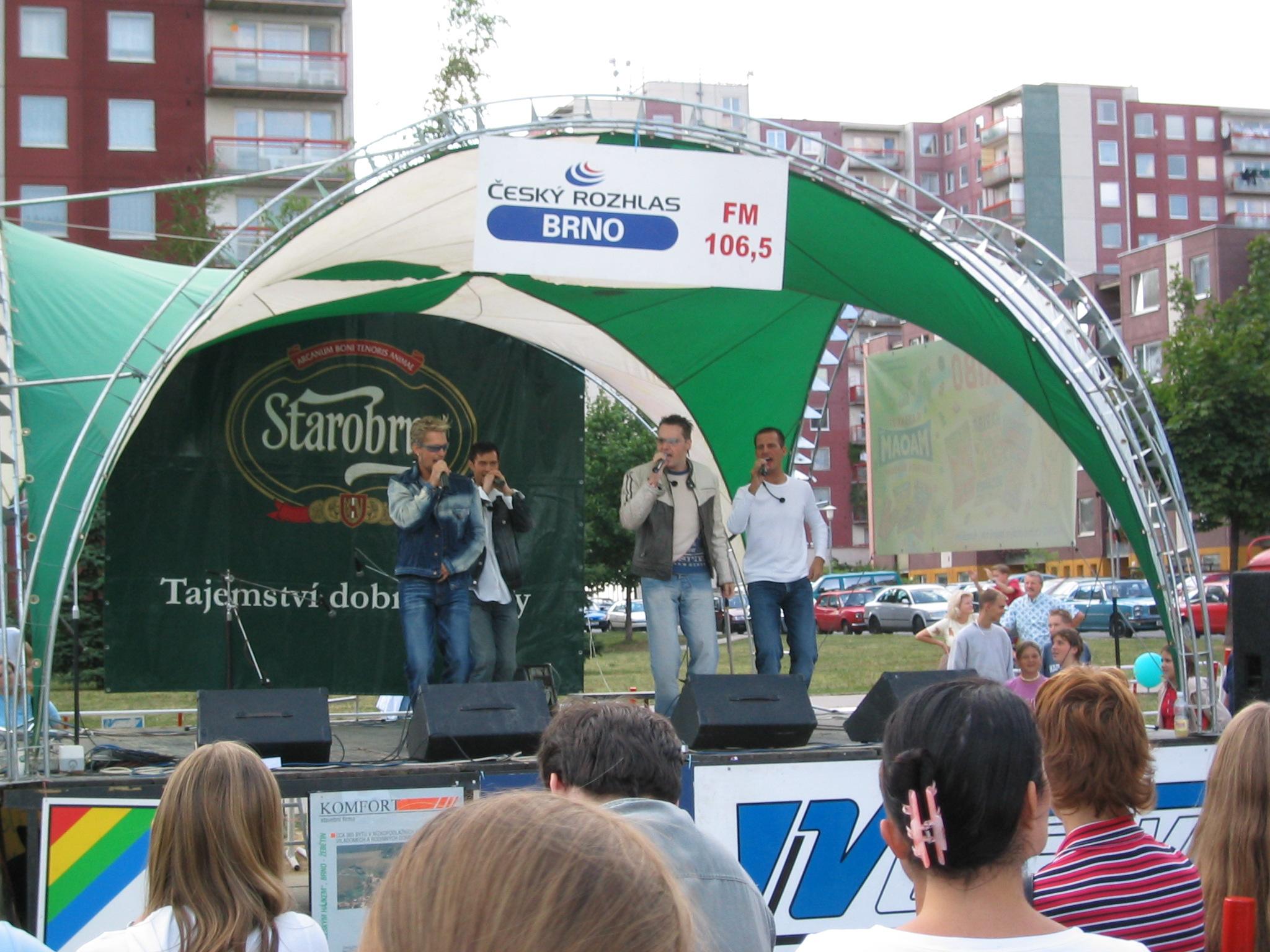 Přehled událostí 2003